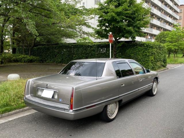 「キャデラック」「キャデラック コンコース」「セダン」「東京都」の中古車9