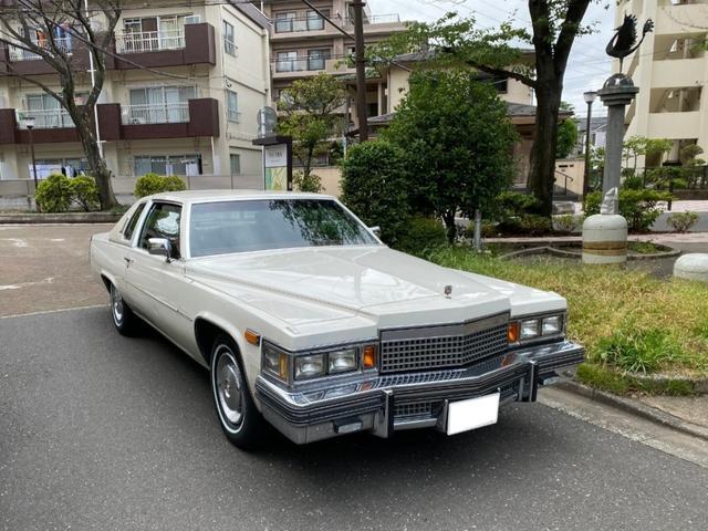 「キャデラック」「キャデラックデビル」「セダン」「東京都」の中古車8