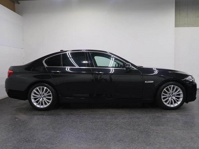 BMW BMW 523d ラグジュアリー 純正ナビ フルセグ ACC 黒革