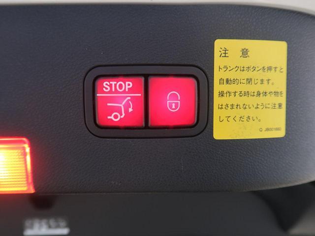 ●電動リアゲート『重たいリアゲートもボタン一つで開閉すること可能です。』