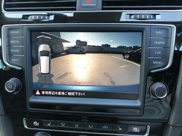 リヤビューカメラ「Rear Assist」/フロントリヤセンサー付き