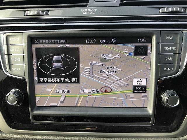 TSI コンフォートライン DiscoverProナビ ETC Rカメラ クルーズコントロール ドライブレコーダー LEDヘッドライト 認定中古車(3枚目)