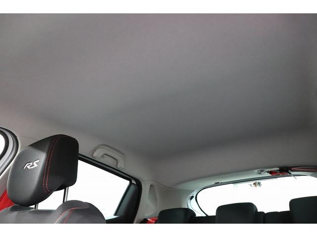 ルノースポール トロフィー 初回生産50台 特別塗装色 カロッツェリアナビ バックカメラ ETC カードキー ブラックカラールーフ(10枚目)