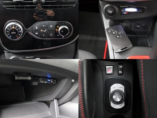 ルノースポール トロフィー 初回生産50台 特別塗装色 カロッツェリアナビ バックカメラ ETC カードキー ブラックカラールーフ(15枚目)