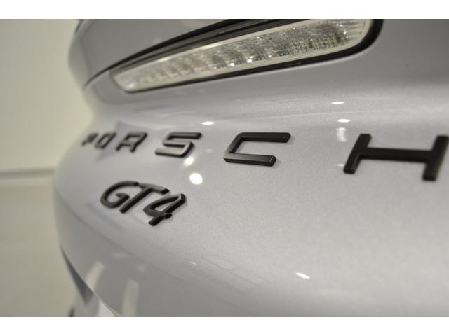 GT4 ライトデザインパッケージ スポーツクロノパッケージ ブラックスムースレザーステアリングリム(8枚目)