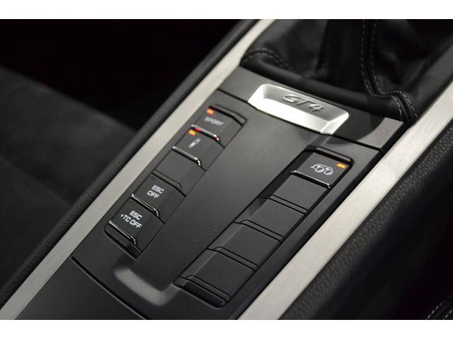 GT4 ライトデザインパッケージ スポーツクロノパッケージ ブラックスムースレザーステアリングリム(21枚目)