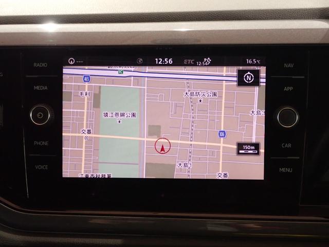 タッチパネルで直感的な操作が可能に!