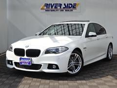 BMW523i Mスポーツ サンルーフインテリジェントセーフティ