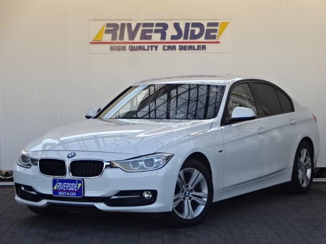 BMW 320i スポーツ コンフォートアクセスHDDナビ1オーナー