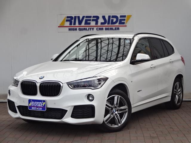 BMW sDrive18i M Sport 右 コンフォートアクセス