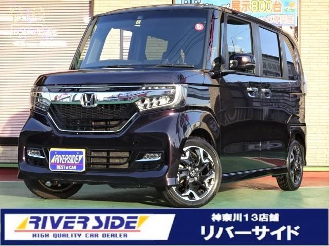 ホンダ カスタム G・Lターボ Honda SENSING ナビ