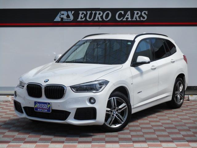 「BMW」「X1」「SUV・クロカン」「神奈川県」「(株)リバーサイド RS EURO CARS」の中古車