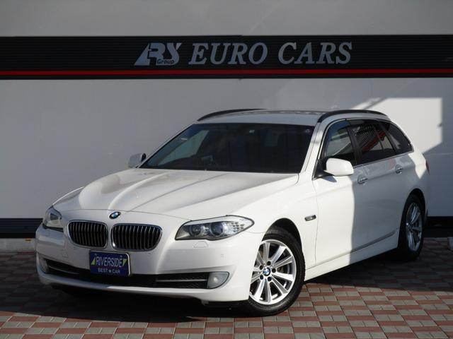 「BMW」「5シリーズ」「ステーションワゴン」「神奈川県」「(株)リバーサイド RS EURO CARS」の中古車