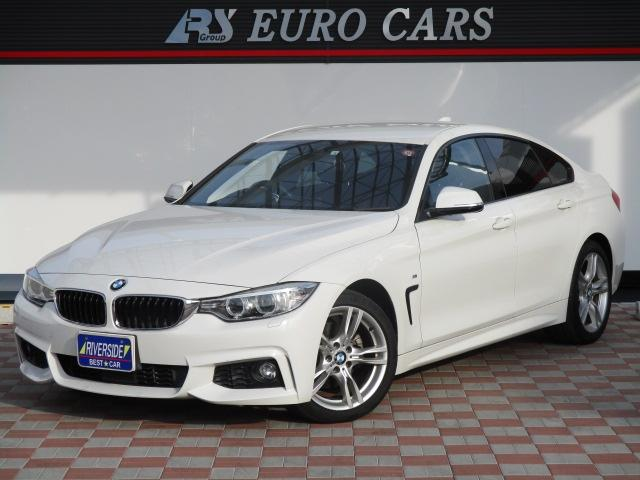「BMW」「4シリーズ」「セダン」「神奈川県」「(株)リバーサイド RS EURO CARS」の中古車