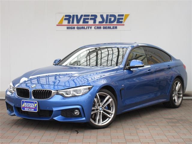 BMW 420iグランクーペ Mスポーツ ワンオーナー ファストトラックパッケージ 記録簿 衝突被害軽減システム バックカメラ ナビ&TV アクティブクルーズ スマートキー ETC 電動シート 地デジTV Rカメラ パワートランク