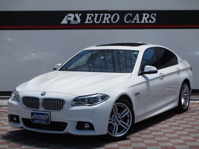 BMW 5シリーズ アクティブハイブリッド5 Mスポーツ 純正19インチアルミ 記録簿 サンルーフ レザーシート シートヒーター メモリーパワーシート パドルシフト クルコン スマートキー プッシュスターター 純正フルセグナビ Bカメラ LEDライト