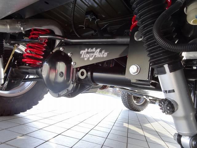 クライスラー・ジープ クライスラージープ ラングラーアンリミテッド スポーツ タイガーパッケージAエディション