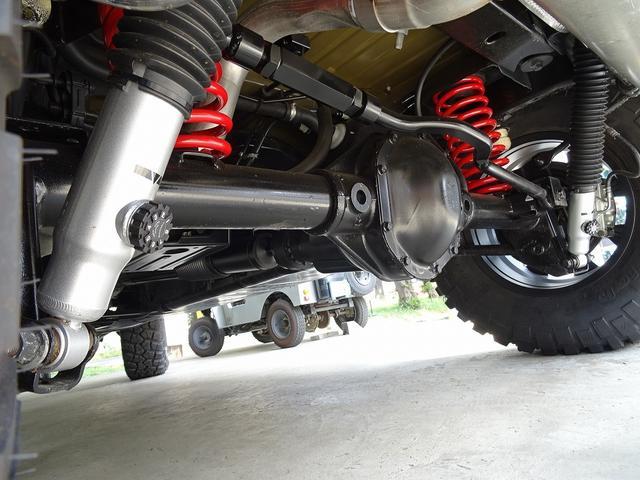 クライスラー・ジープ クライスラージープ ラングラーアンリミテッド スポーツ タイガーパッケージAタイプ MKWホイール
