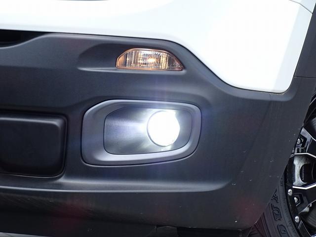 クライスラー・ジープ クライスラージープ レネゲード リミテッド タイガーパッケージ