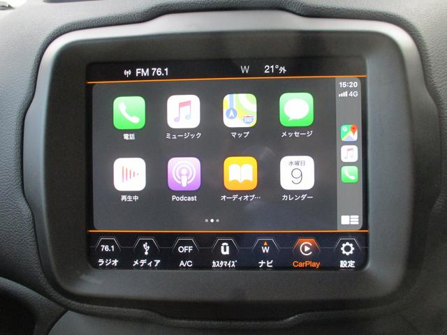 トレイルホーク 4WD 9AT ナビ ETC LEDライト(10枚目)