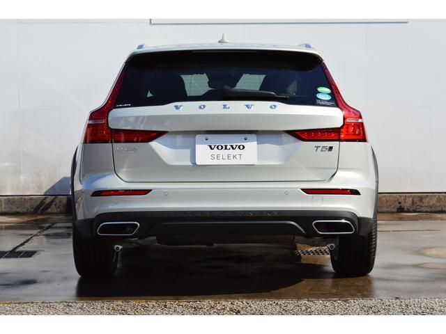 クロスカントリーT5AWD 登録済未使用車 2020年モデル(15枚目)