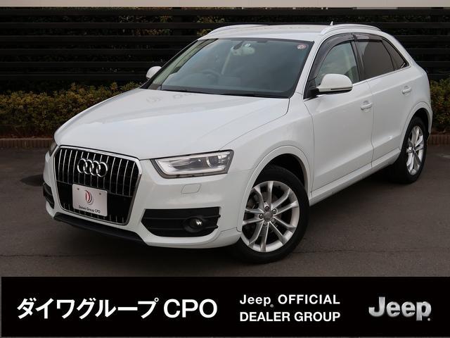 「アウディ」「アウディ Q3」「SUV・クロカン」「東京都」の中古車7