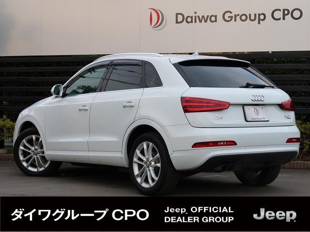 「アウディ」「アウディ Q3」「SUV・クロカン」「東京都」の中古車14