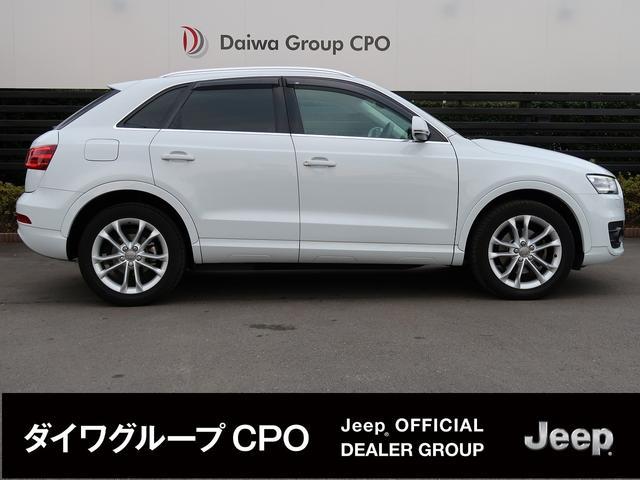 「アウディ」「アウディ Q3」「SUV・クロカン」「東京都」の中古車23