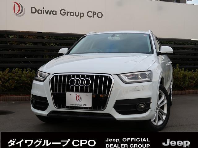 「アウディ」「アウディ Q3」「SUV・クロカン」「東京都」の中古車34