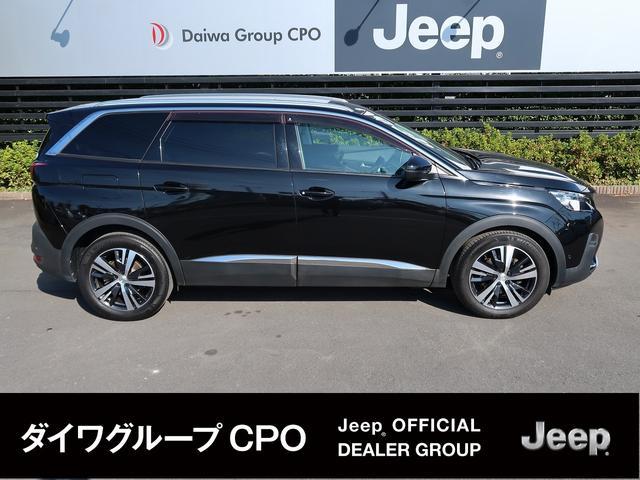 「プジョー」「5008」「SUV・クロカン」「東京都」の中古車9