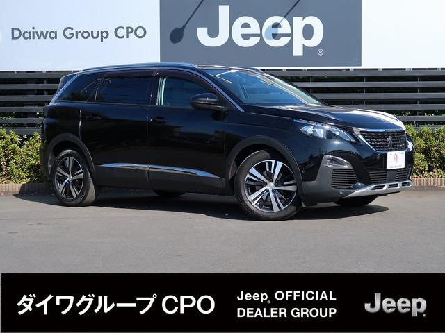 「プジョー」「5008」「SUV・クロカン」「東京都」の中古車19