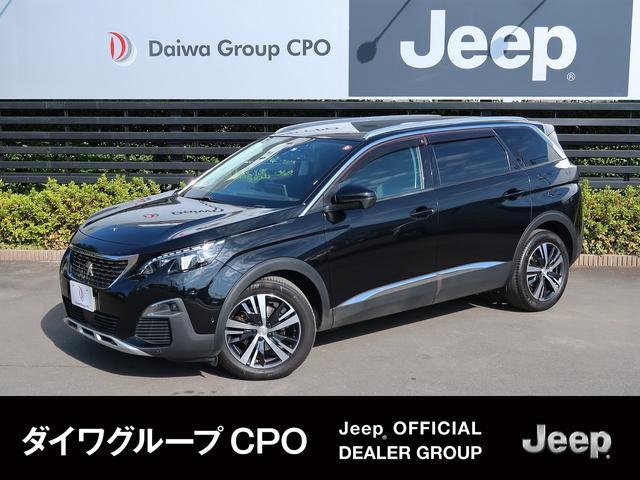 「プジョー」「5008」「SUV・クロカン」「東京都」の中古車26