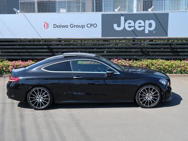 C180クーペ スポーツ 走行約11500km ガラスルーフ ブラックレザーシート シートヒーター ヘッドアップディスプレイ 新車保証 パフュームアトマイザー(51枚目)