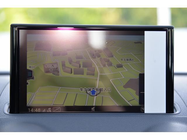 30TFSI シグネチャーエディション LEDライトパッケージ アシスタンスパッケージ ナビゲーションplusパッケージ Audiバーチャルコックピット アウディプレセンスベーシック MMIナビゲーションシステム アウディサウンドシステム(15枚目)