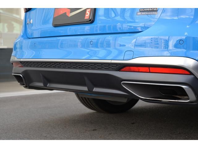 45TFSIクワトロ Sライン Slineインテリアパッケージ パークアシストパッケージ マトリクスLEDヘッドライトパッケージ Slineplusパッケージ シートヒーター(フロント/リヤ) リヤシートUSBチャージング(21枚目)