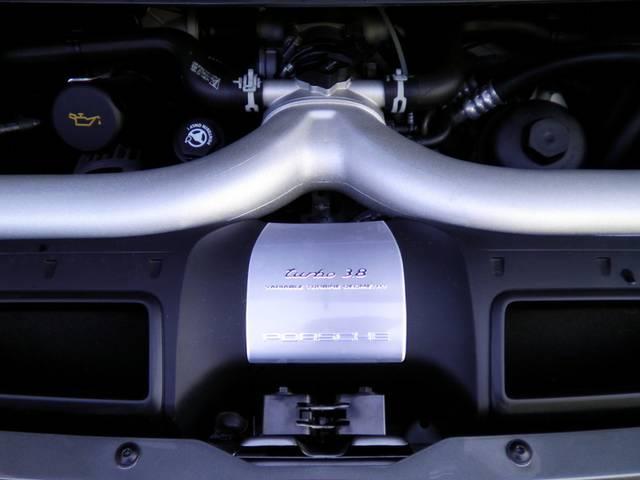 ポルシェ ポルシェ 911ターボ右ハンドル7速PDKスポーツクロノパッケージ