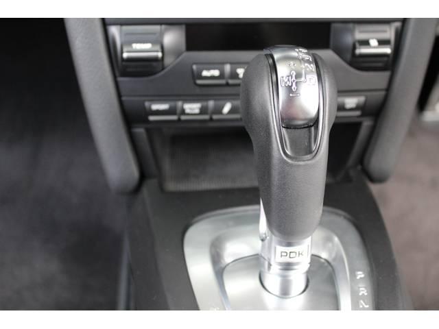 新車時メーカーオプションの7速PDK装着車です。