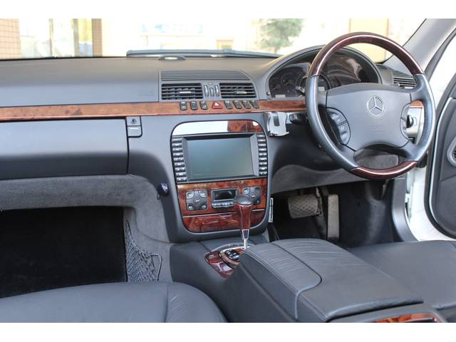 S500L Lorinser Edition DTM 右H(10枚目)