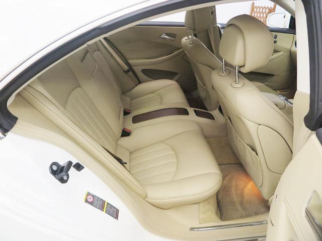 メルセデス・ベンツ M・ベンツ CLS350 後期型 1年保証 1オナ 本革 ナビTV SR