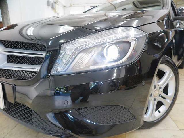 メルセデス・ベンツ M・ベンツ A180レーダーセーフティーP ナビTV Bカメラ 新車保証