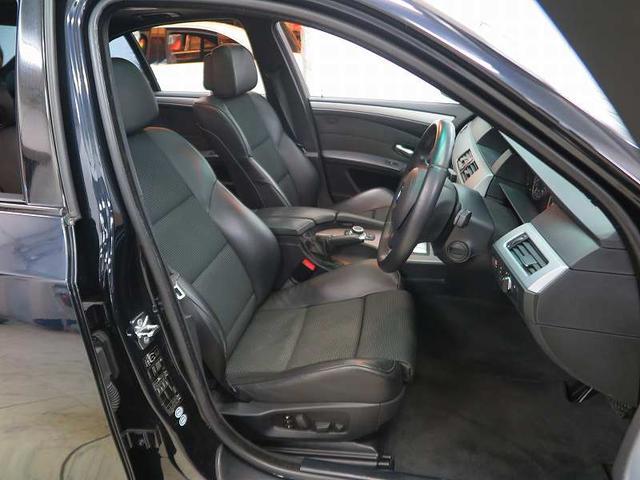 BMW BMW 525i MスポーツP 後期型 1年保証 Mエアロ SR