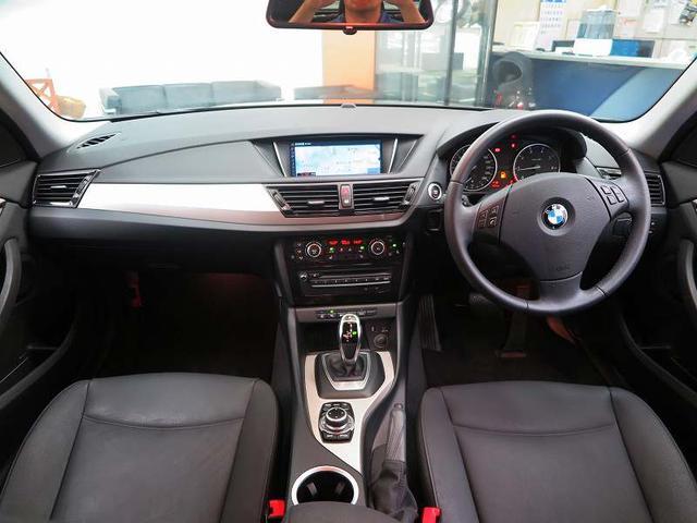 BMW BMW X1 sDrive 20i 6ヶ月保証 本革 HDDナビ Bカメラ