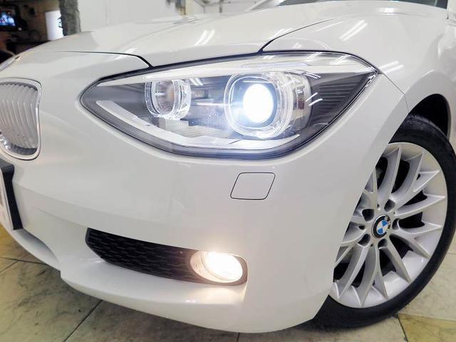 BMW BMW 116i ファッショニスタ 限定車 6ヶ月保証 革 ナビTV