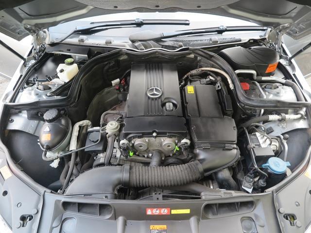 C200コンプレッサー エレガンスデビューP 限定車 下取車 社外革シート セミPシート 純正HDDナビ コマンドシステム DVD再生 CD MSV ETC 純正17インチアルミ バイキセノンライト LEDテール 2008yモデル(22枚目)