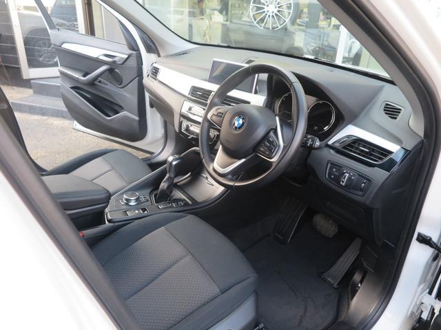 xDrive 18d  新車保証 インテリジェントセーフティ Pシート 純正タッチパネル式HDDナビ MSV ミラーETC 17AW LEDライト レーンチェンジングアシスト 衝突軽減B フルタイム4WD コンフォートアクセス 8速AT(22枚目)