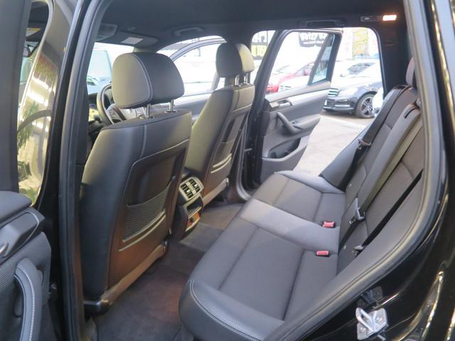 xDrive 20d Mスポーツ パドルシフト ハーフ革Pシート 純正HDDナビTV TVキャンセラー Bカメラ ミラーETC 純正Mエアロ M18インチアルミ HID フルタイム4WD PDC Pトランク ドラレコ 8速AT(25枚目)