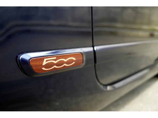 フィアット フィアット 500 RIVA 1.3 MULTIJET ディーゼル