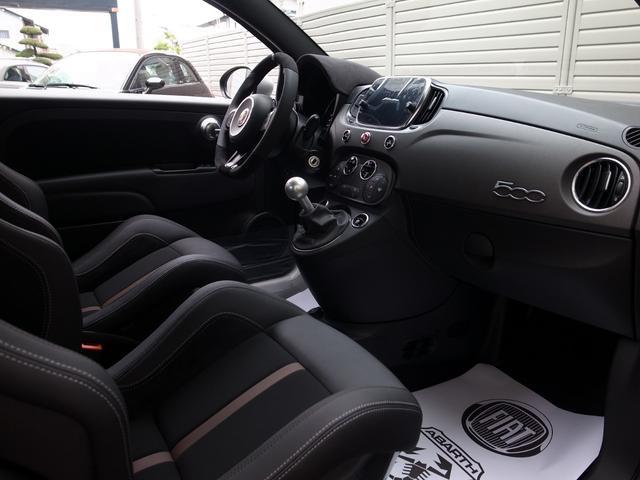「アバルト」「695 セッタンタアニヴェルサーリオ」「コンパクトカー」「埼玉県」の中古車7