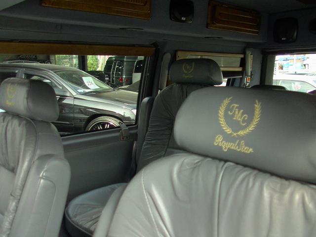 ティアラロイヤルスター ハイルーフ ディーラー車 AWD(19枚目)