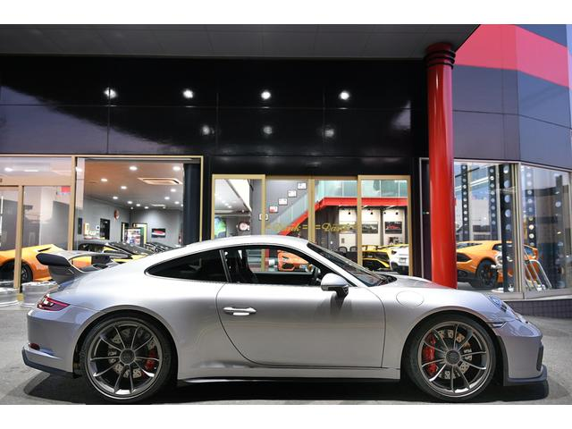ポルシェ ポルシェ 911GT3後期モデル 6速マニュアル